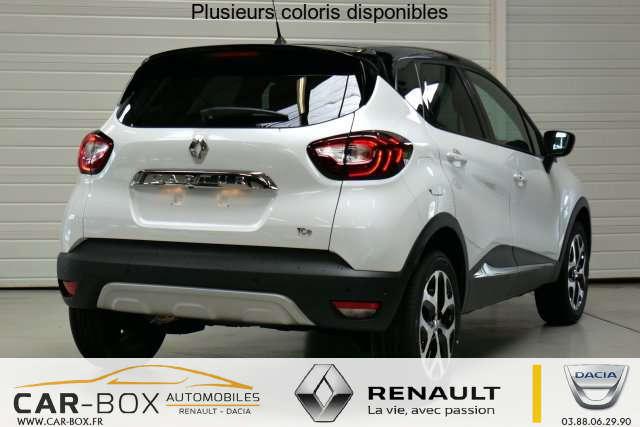 renault captur nouveau tce 120 energy intens carbox. Black Bedroom Furniture Sets. Home Design Ideas