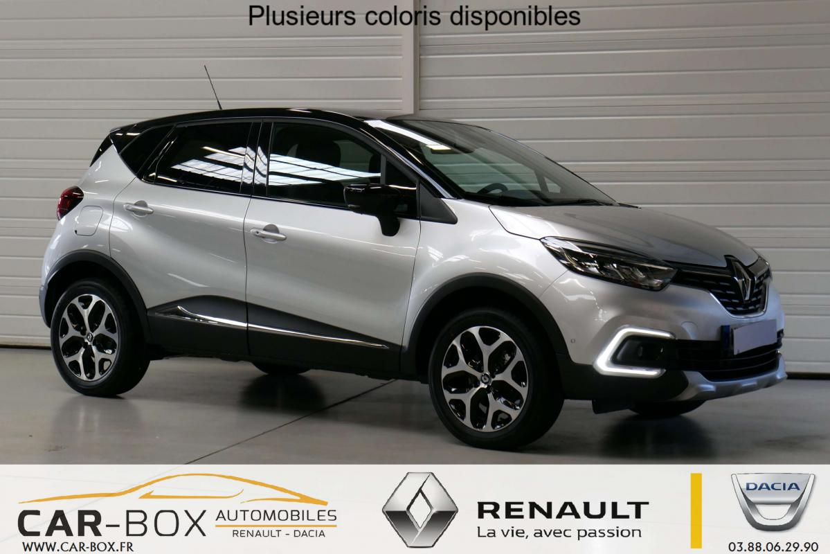 renault captur nouveau tce 90 energy intens carbox. Black Bedroom Furniture Sets. Home Design Ideas